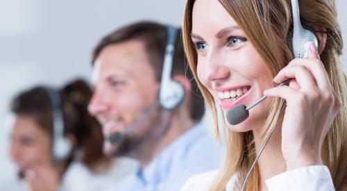 Telemarketing Team in Business