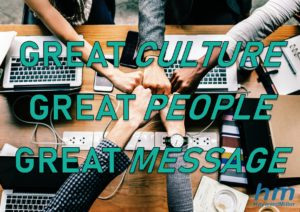 ALIGNING COMPANY CULTURE – IT'S NECESSARY!